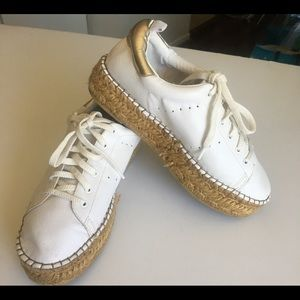 Steven by Steve Madden casual leather shoes